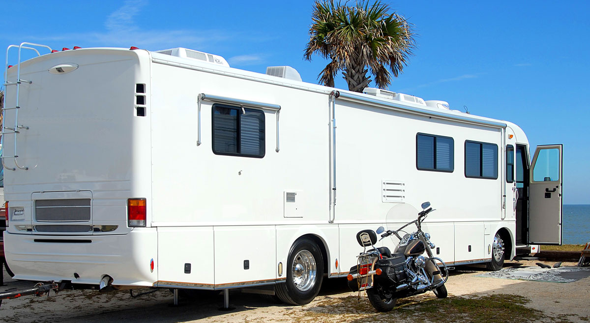 Choosing a Motorhome Dealer